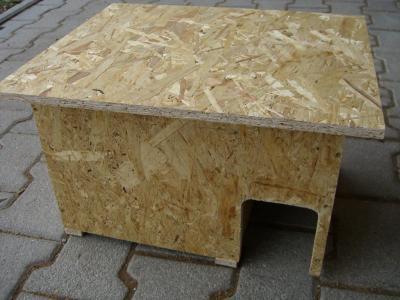 laub schlaf haus f r igel. Black Bedroom Furniture Sets. Home Design Ideas